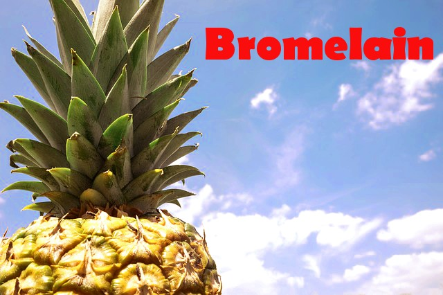 Bromelain is useful not just for psoriasis but also for joint pains.