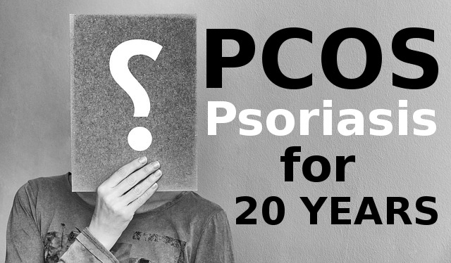 PCOS with psoriasis